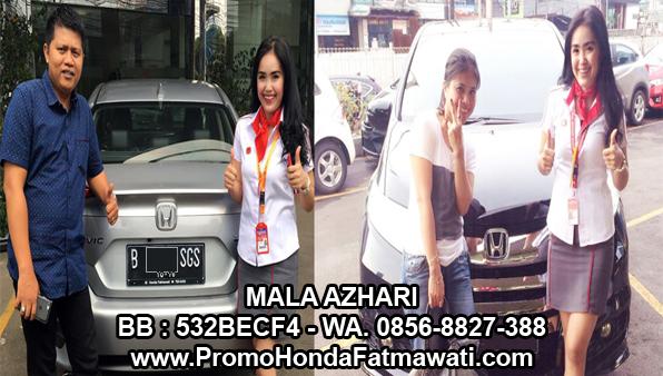 Promo Honda Fatmawati Bulan Oktober 2016