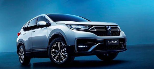 Honda CR-V Hybrid Meluncur, Terasa Seperti Mobil Listrik, Dijual Mulai 2021